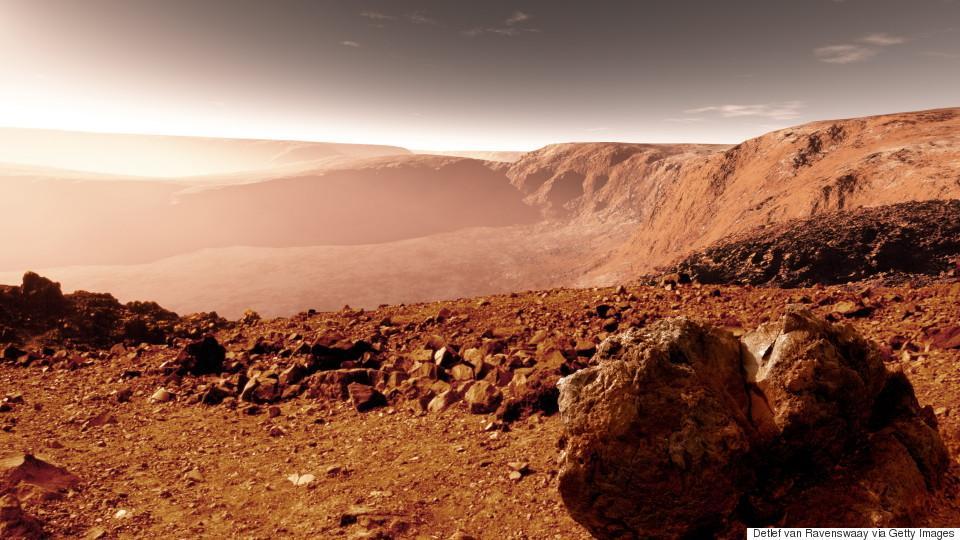 Vita Extraterrestre su Marte?
