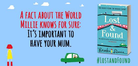More of Millie's Wisdom from @thisisbrooked's #LostandFound - RT for a chance to win a copy! http://t.co/DMaTYy9L1c