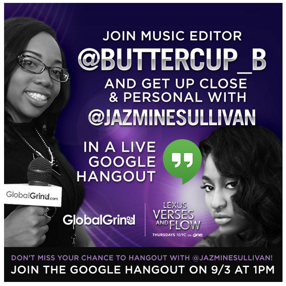 RT @GGNewMusic: Our live Google hangout with @jsullivanmusic goes down tomorrow! Join us: http://t.co/8HtRhwjcKJ http://t.co/FriU0yMnQ6