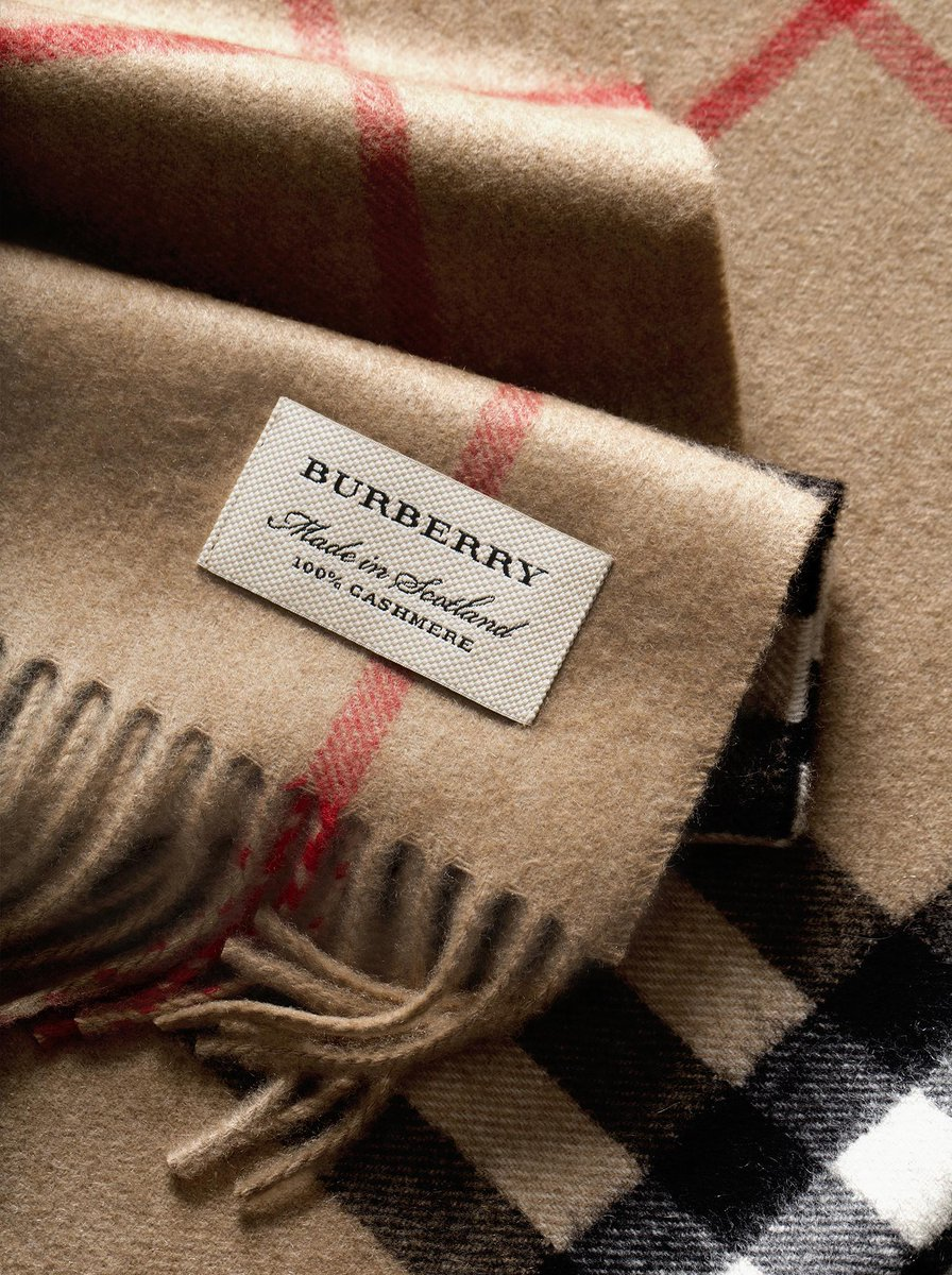 burberry on twitter made in scotland over 100 years of scottish expertise woven into every. Black Bedroom Furniture Sets. Home Design Ideas
