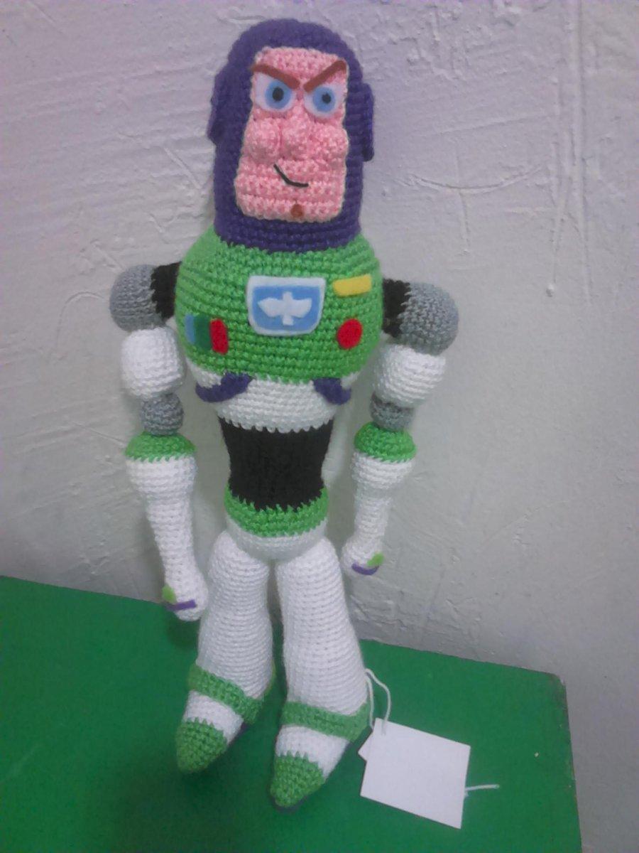 Amigurumi Toy Story : Amigurumi Santiago (@Amigurumistgo) Twitter