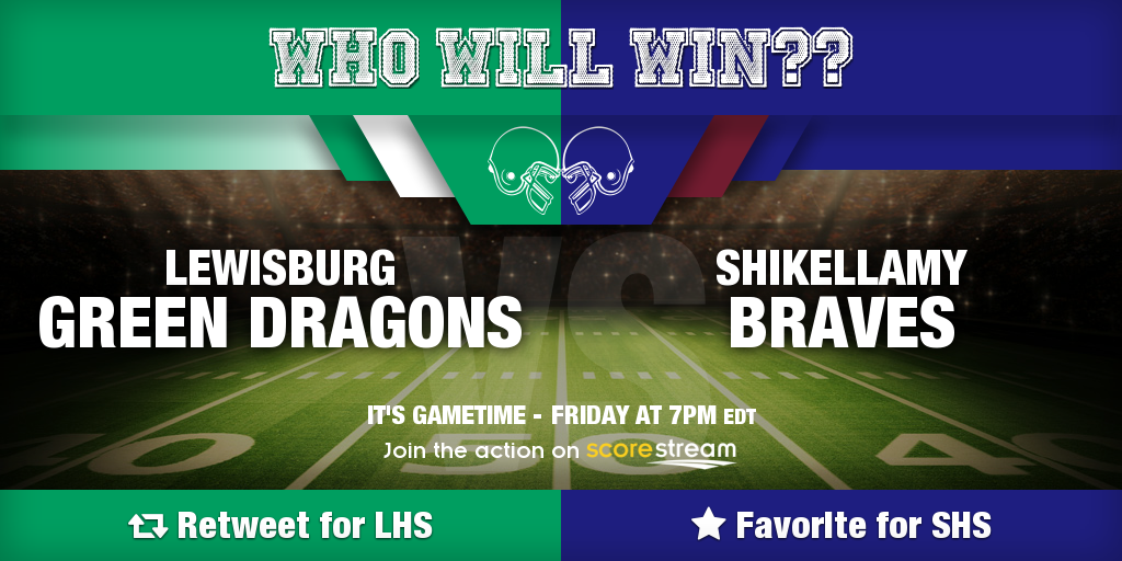 Wnep Sports On Twitter Make Your Pick Lewisburghs Or Shikellamy