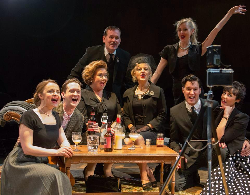 """RT @JamesWrighton: We've """"Hatched"""". Preview last night. Press Night now! @WendiPeters @DanielleFlett_ @DianaVickers @HatchedDispatch http:/…"""