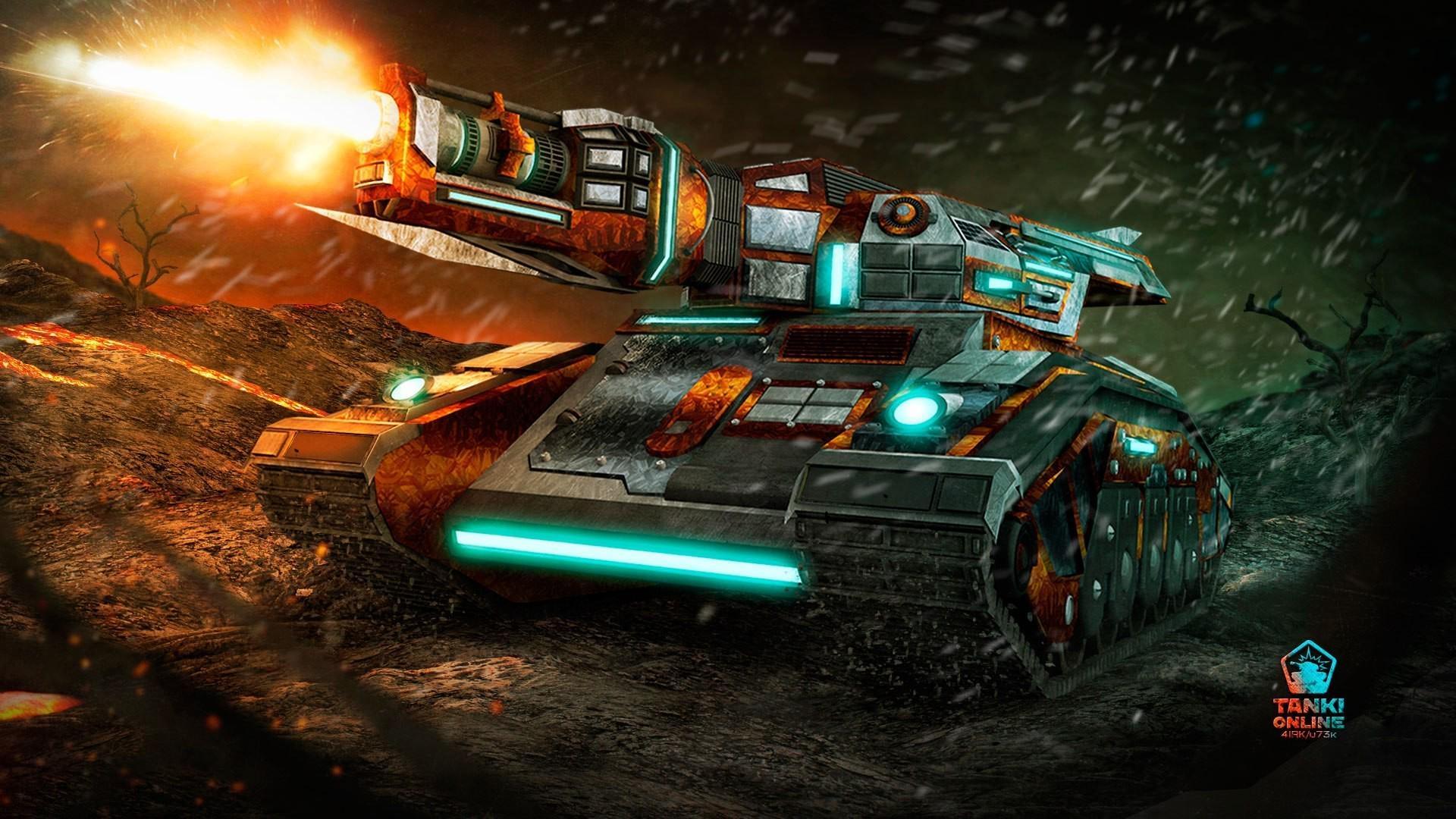 Крутые картинки про танки онлайн