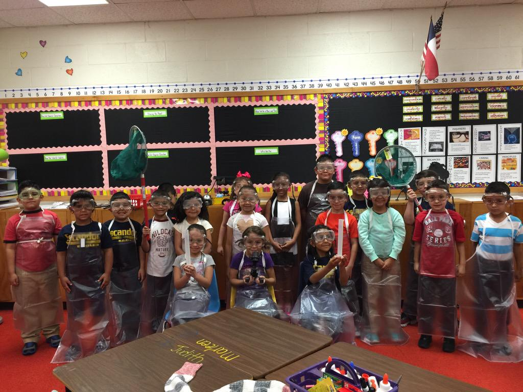escandon elementary on twitter our 2nd grade scientists in