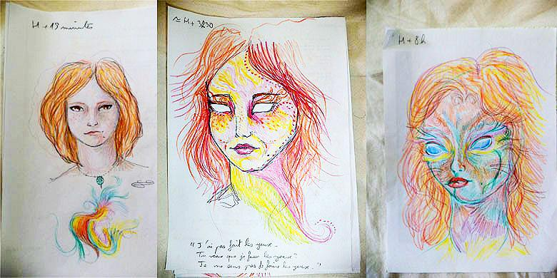 Artist On LSD Draws Self-Portraits Over 9 Hour Trip Showing The Hallucinogenic Drug's Effe… http://t.co/4M7RKWnIYk http://t.co/EIBpo6rm0e