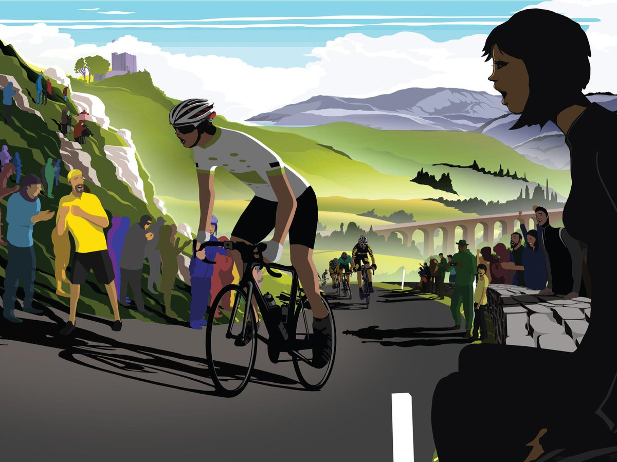 Love this from @rouleurmagazine for Stage 2 of #ToB2015 in the Trough of Bowland. http://t.co/ZANPhByFnc
