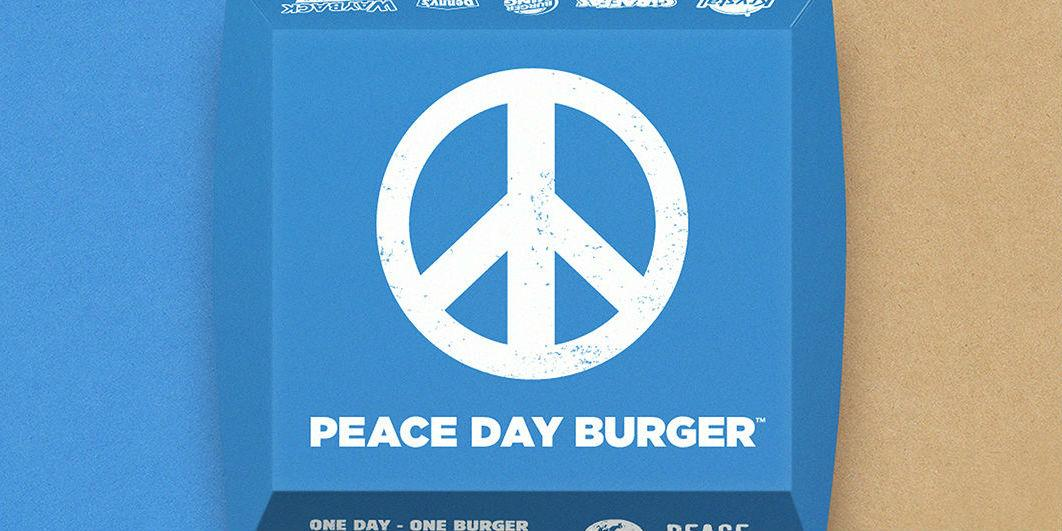 .@BurgerKing forges ahead with its Peace Day pop-up without a McWhopper http://t.co/Q6D7xClujG http://t.co/69yzAXNLkC