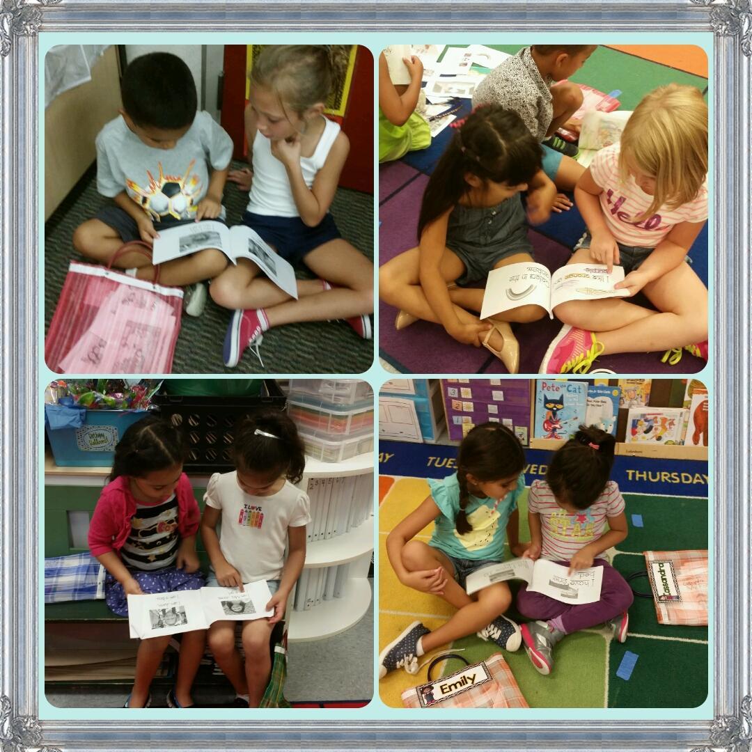 Learning to and practising #readtosomeone #partnerreading #eekk style #elbowtoelbowkneetoknee #camlearns #kinderrocks http://t.co/VIZmfpNd0O
