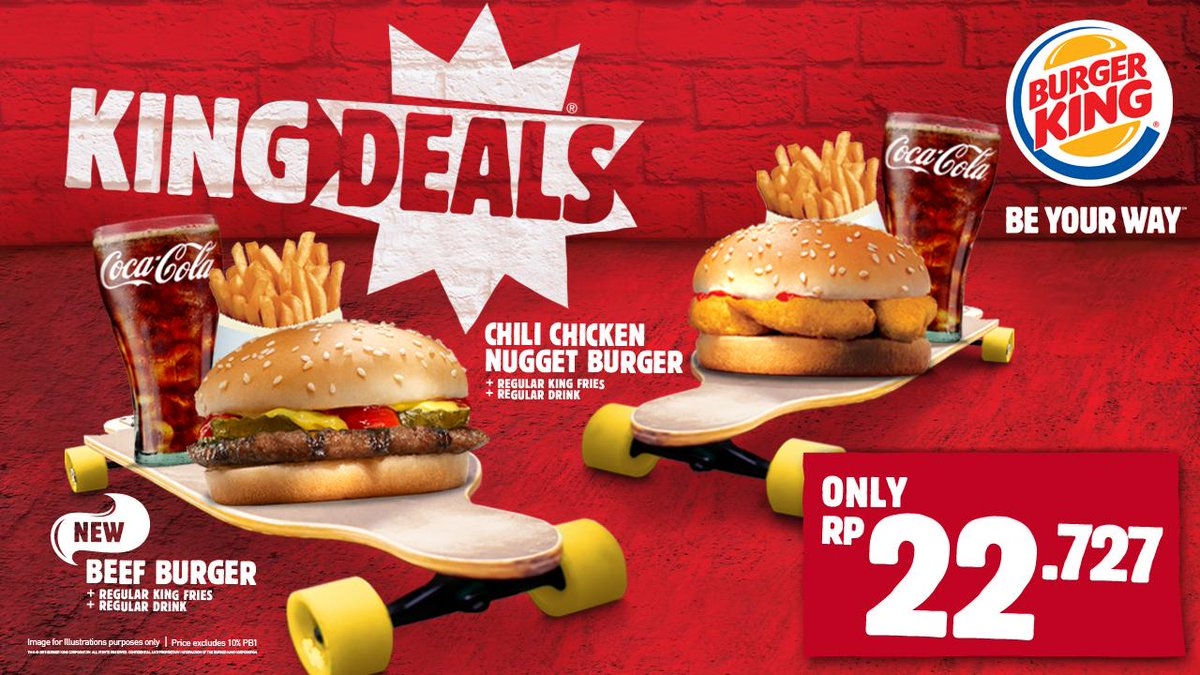Kfc, Burger King, Greggs And Mcdonald's