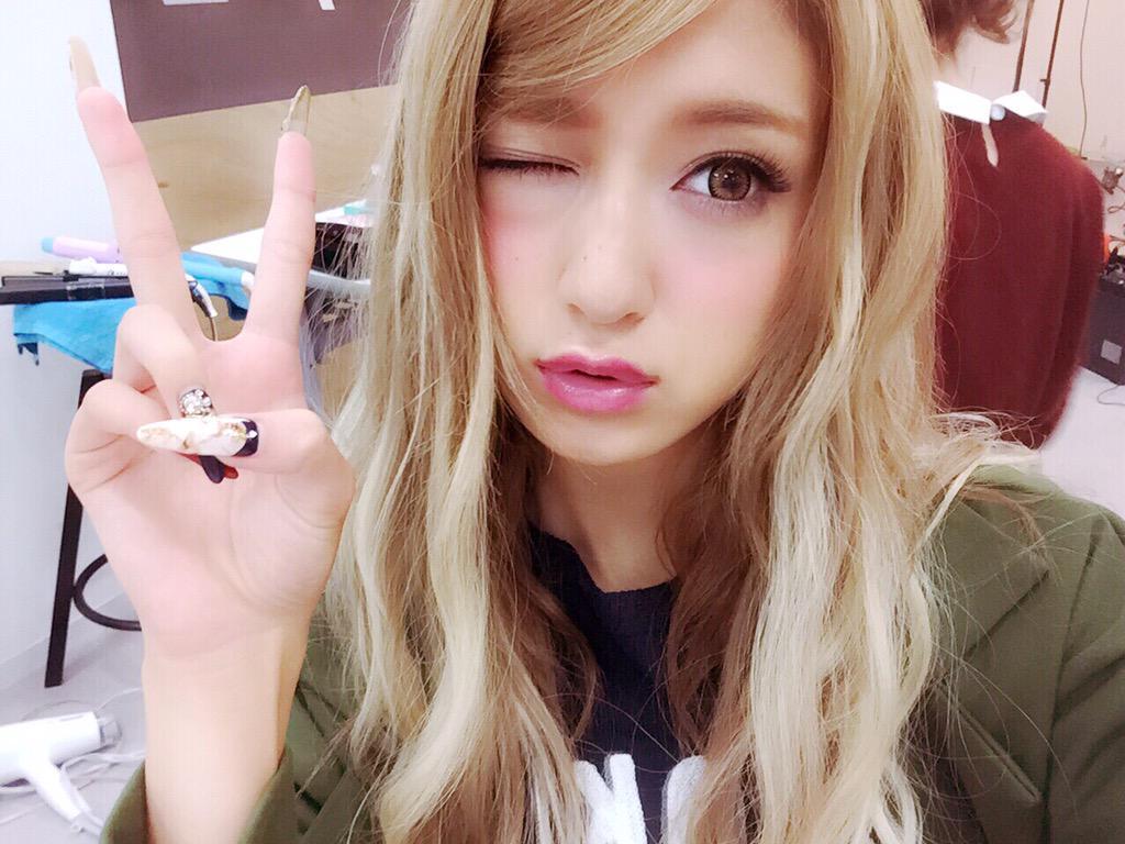 みちょぱ 池田美優 On Twitter 前髪あり風 なんかやだやっぱり 笑