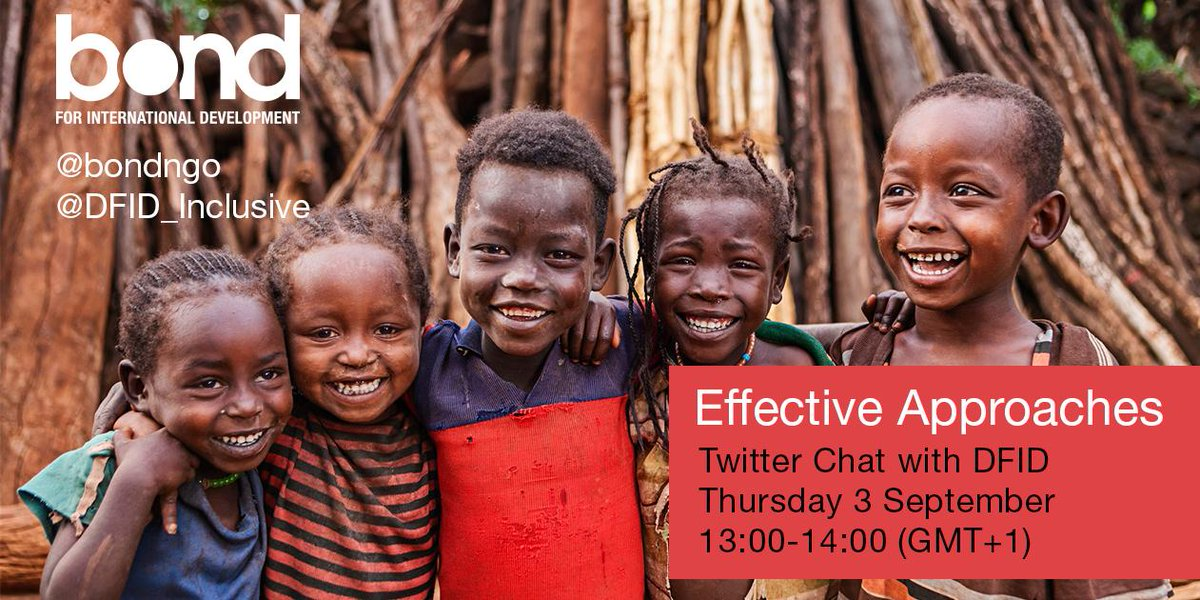 Thumbnail for Effective approaches Twitter chat #DFIDCSPR