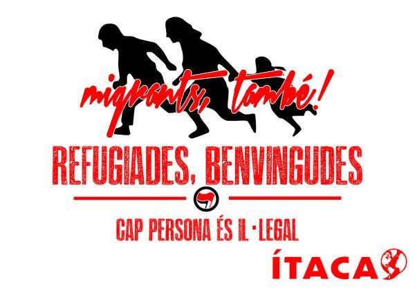 (per)Versió pròpia d'una imatge original d'Ítaca, organització internacionalista de l'Esquerra Independentista