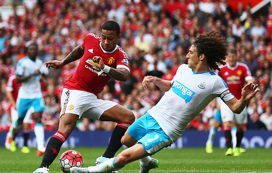 Video: Manchester United vs Newcastle United