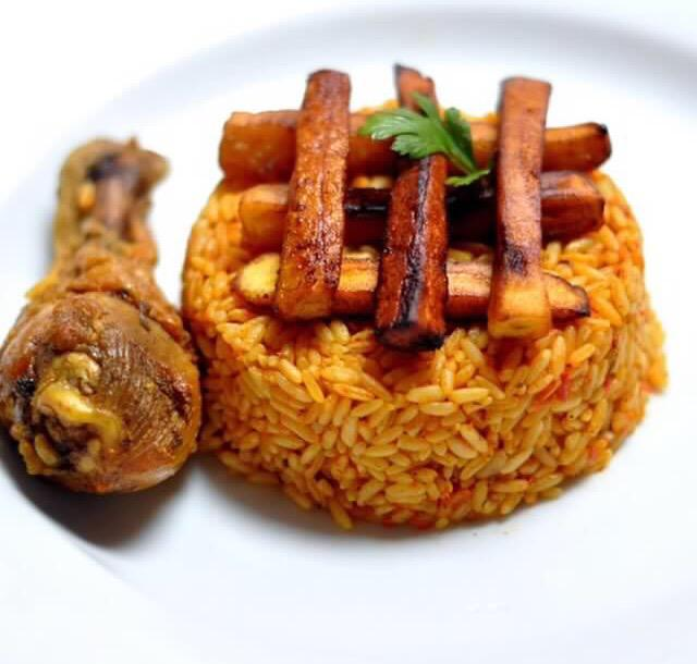 My most popular photo. Of course it had to be #jollofrice #worldjollofriceday http://t.co/vvrs2ee2PN