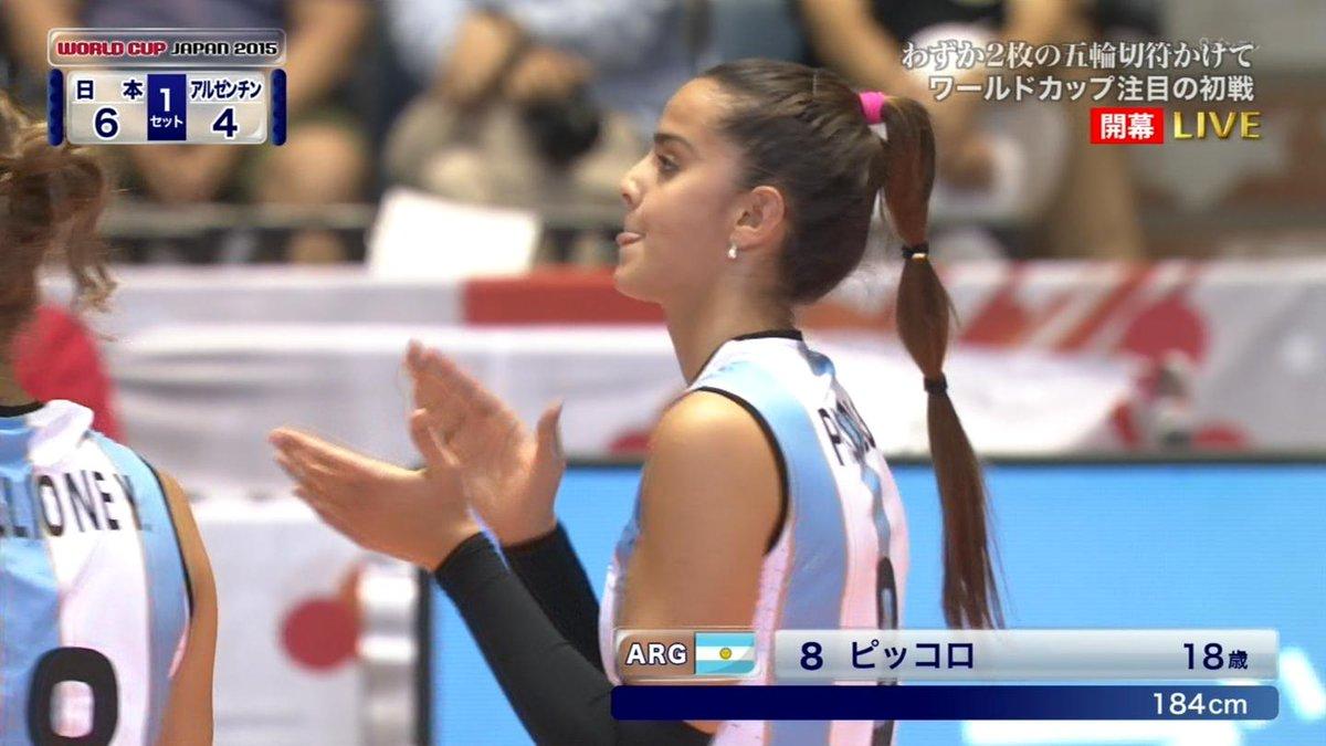 バレーボールアルゼンチン女子代表