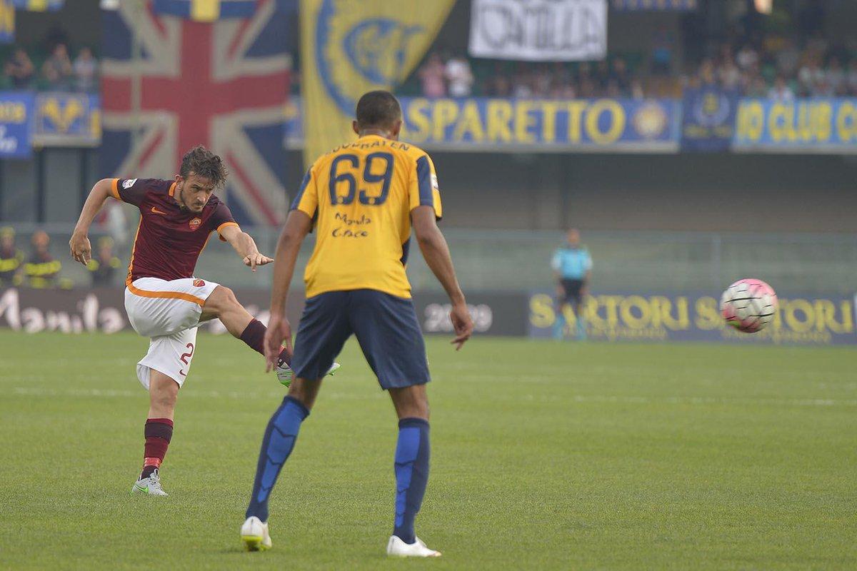 VERONA-ROMA Risultato 1-1 Video Gol: Florenzi risponde a Jankovic per i primi gol della Serie A