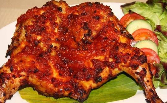 Resep Ayam Bakar Taliwang - AnekaNews.net