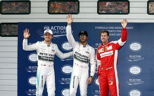 Rojadirecta Formula 1 2015: dove vedere partenza gara del GP Belgio Spa in diretta streaming