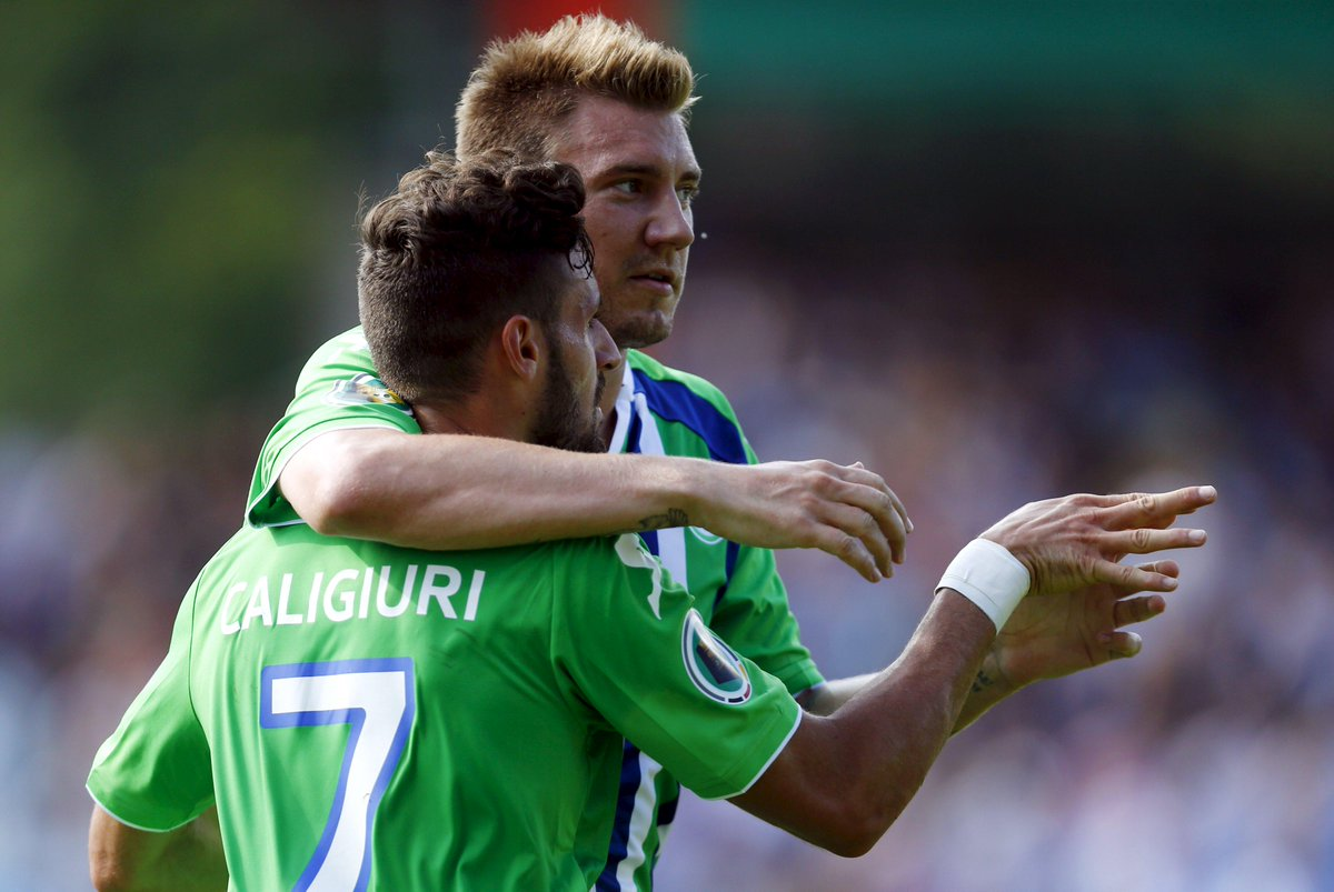 Video: Cologne vs Wolfsburg