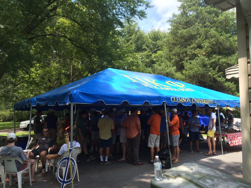 1104 AM - 22 Aug 2015 & Clemson Pi Kappa Phi on Twitter: