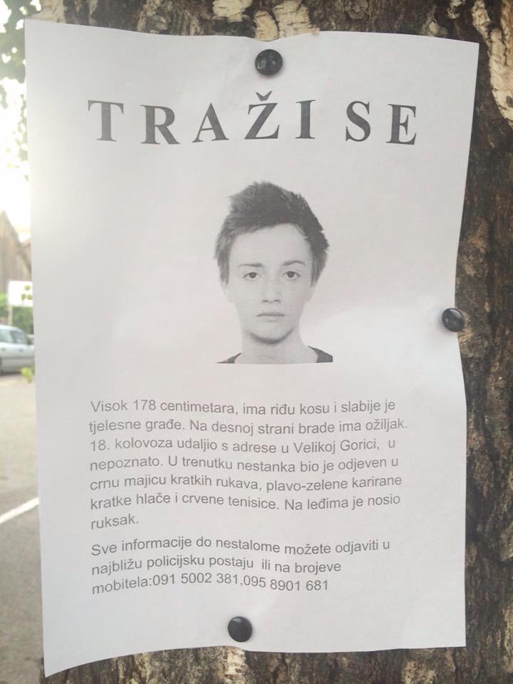 Nestao na području Velike Gorice. #vg10410 #nestalaosoba Molim podijeliti.  Više: http://t.co/9WKaNVwMGV http://t.co/47Hvmj4faj