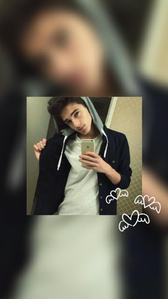 Lockscreens Free En Twitter Brent Rivera Lockscreen