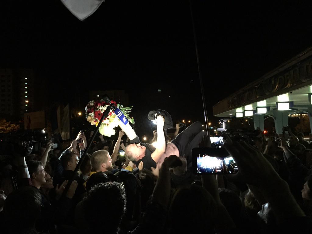 """""""Узники совести должны исчезнуть из истории Европы"""", - Ягланд поприветствовал освобождение политзаключенных в Беларуси - Цензор.НЕТ 9267"""