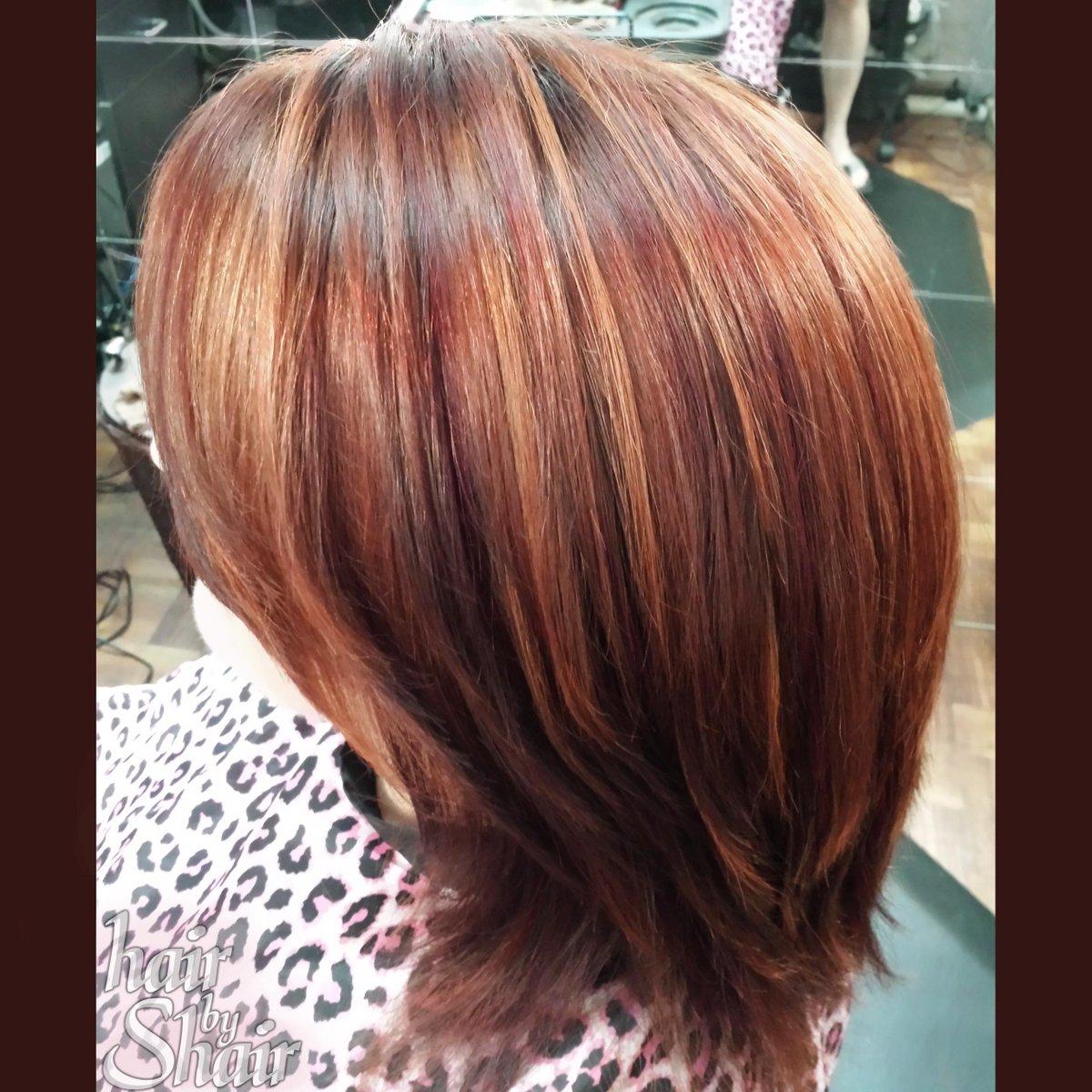 Hair by shair hairbyshair twitter redhair highlights lowlights haircolor matrixfamily modernsalon behindthechair hair shorthairpicitteru6bugw6t3p pmusecretfo Gallery