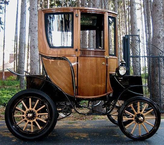 #Steampunk Awesome of the Day: 1905 Woods Electric 'Carriage'  via @Steampunk_T #SamaCuriosities