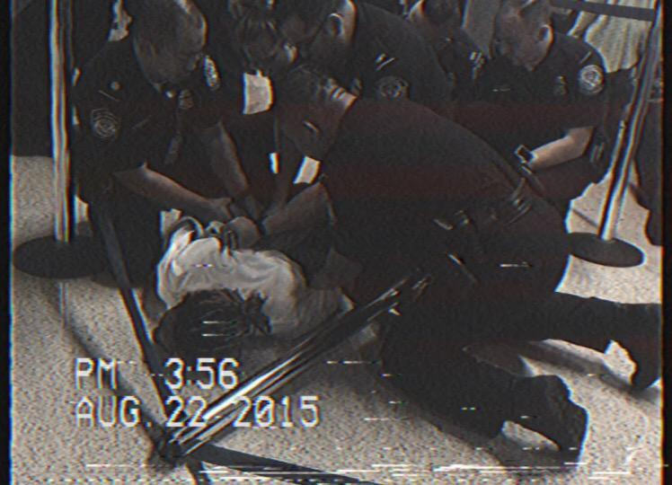 Wiz Khalifa Was Roughed Up By Police, Seemingly for Riding a Hoverboard