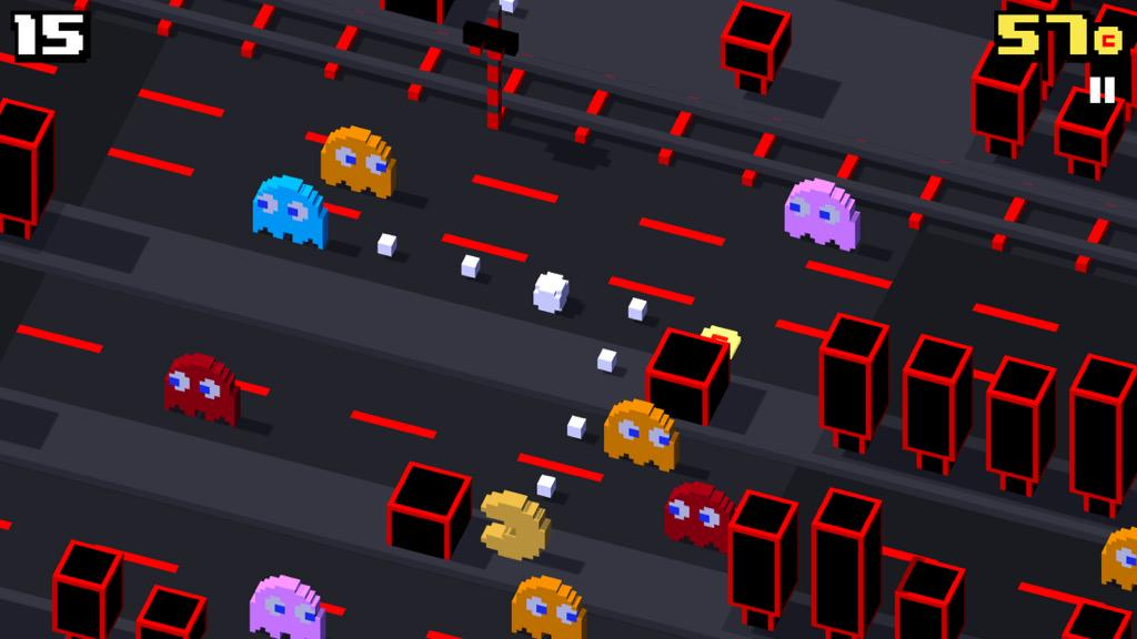 Crossy Road - Endless Arcade Hopper iPhone iPad