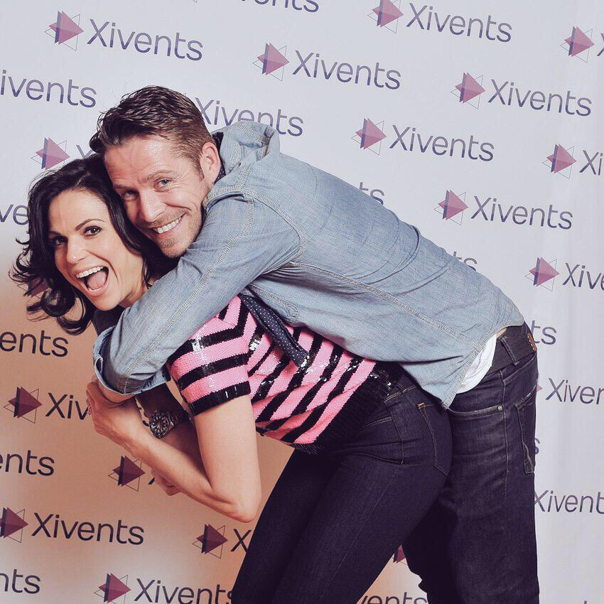 """rt ur parent(s) on Twitter: """"Sean Maguire and Lana ..."""