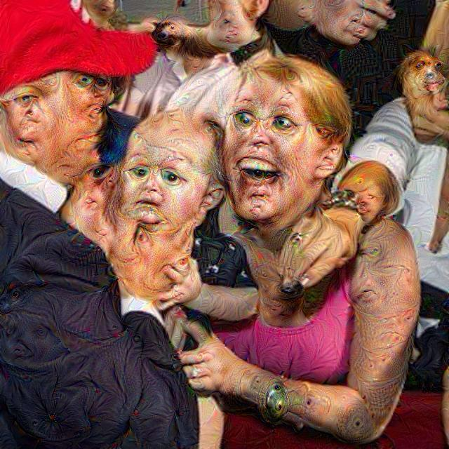 @realdonaldtrump Sweet dreams! #DeepDream http://t.co/BRgXuSkd5K