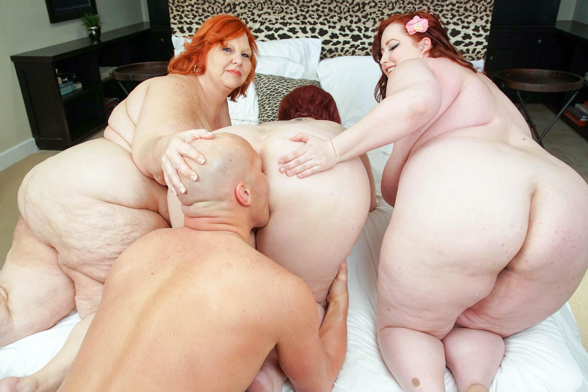 Bbw Orgy 80