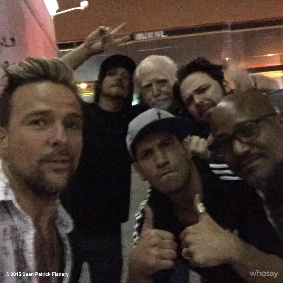Scott Wilson (The Stud) is the leader of this crew: @jonnybernthal @wwwbigbaldhead #Tate #Seth  #ShineUntilTomorrow http://t.co/OJIKEZ0YLV