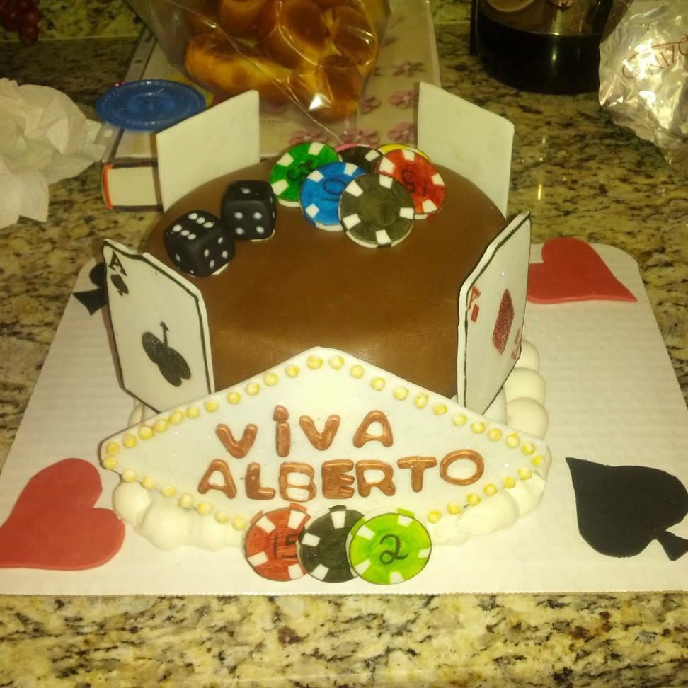 Linda Moore On Twitter Las Vegas Birthday Cake Foodporn