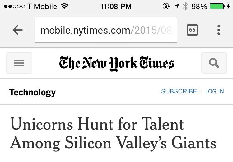 I wish this headline was literal, and we all lived in that world instead. http://t.co/xoCClPoabA