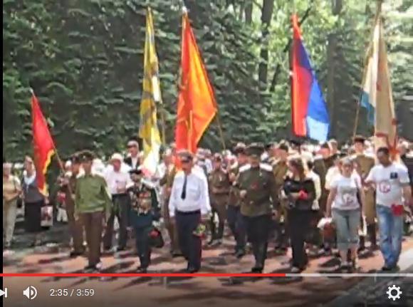 Станица Луганская подверглась массированному обстрелу, - спикер АТО - Цензор.НЕТ 4202
