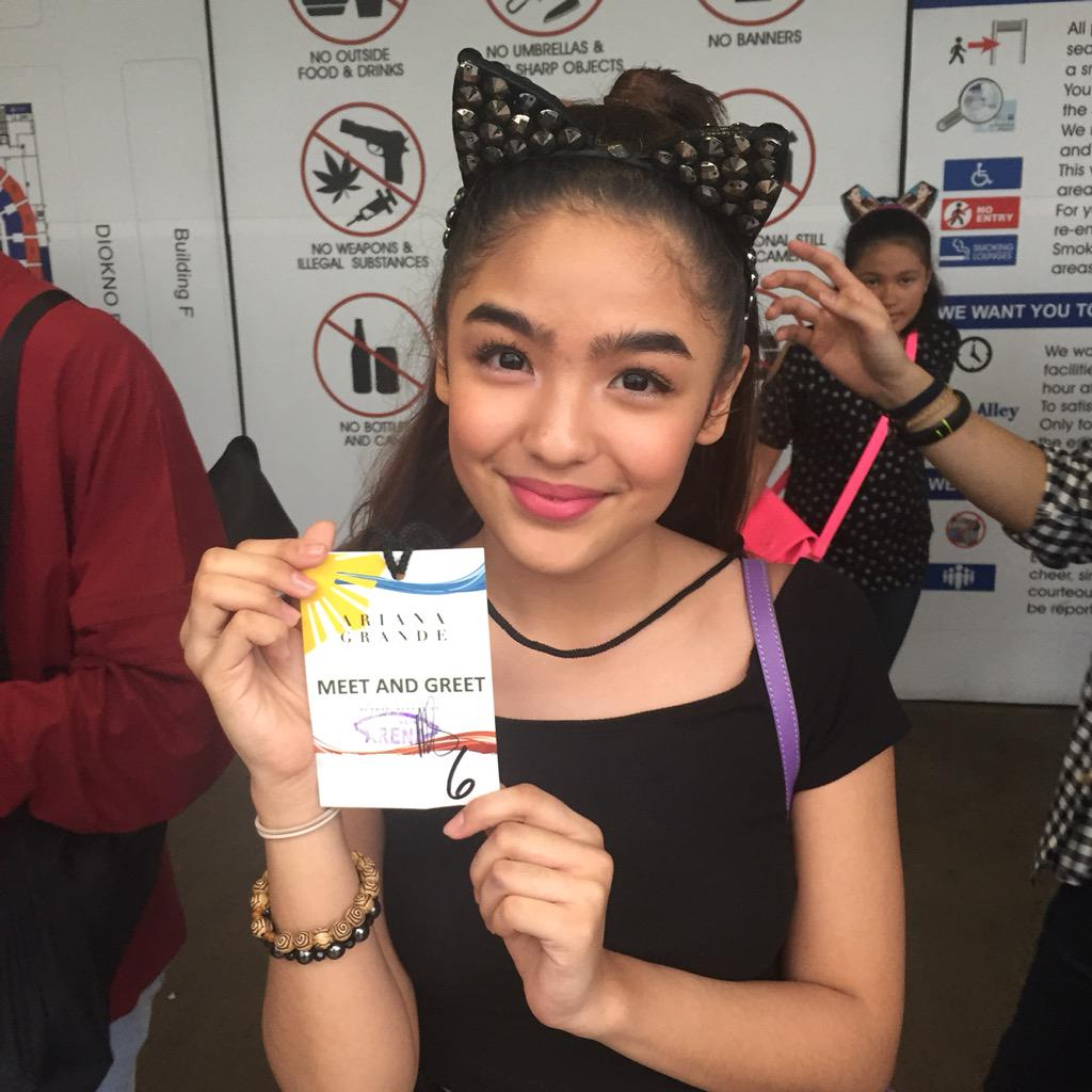 Spinnr Philippines On Twitter Andrea Brillantes Has Her Head In