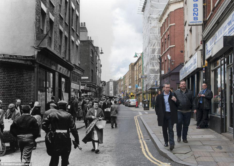 We love these photos of Brick Lane since the 1900s