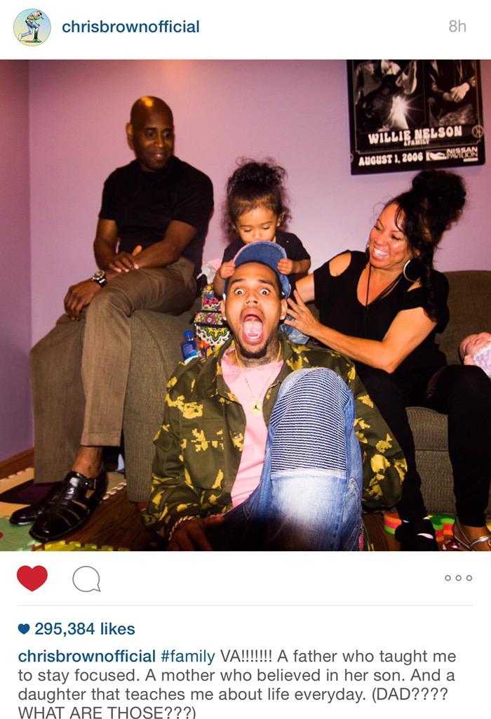 Young Breezy On Twitter Instagram Posts Chris Brown Expresses