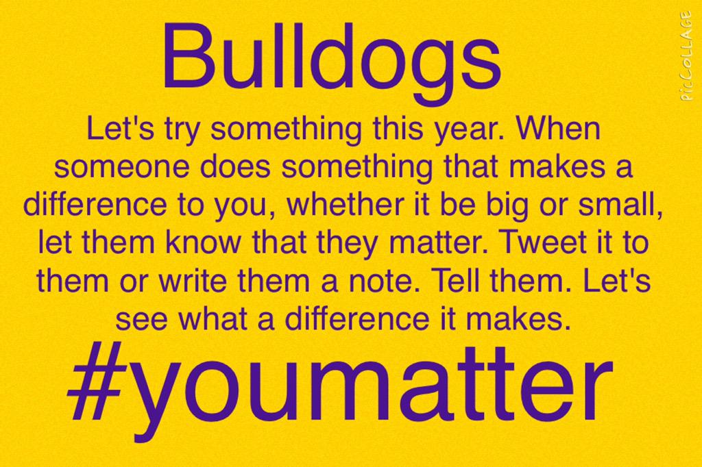 Let's try something this year. Let people know that #youmatter see what a difference it makes. @McHiPride @McAllenISD http://t.co/KxtNIglLhT
