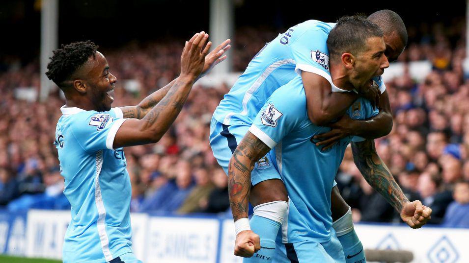 Video: Everton vs Manchester City