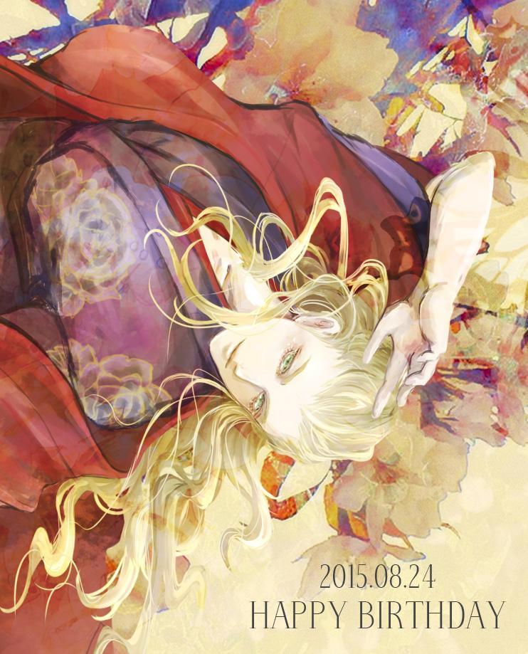 翔真さんお誕生日おめでとう!!!だいすき! #華村翔真生誕祭2015 http://t.co/Rs1Z5iNS41