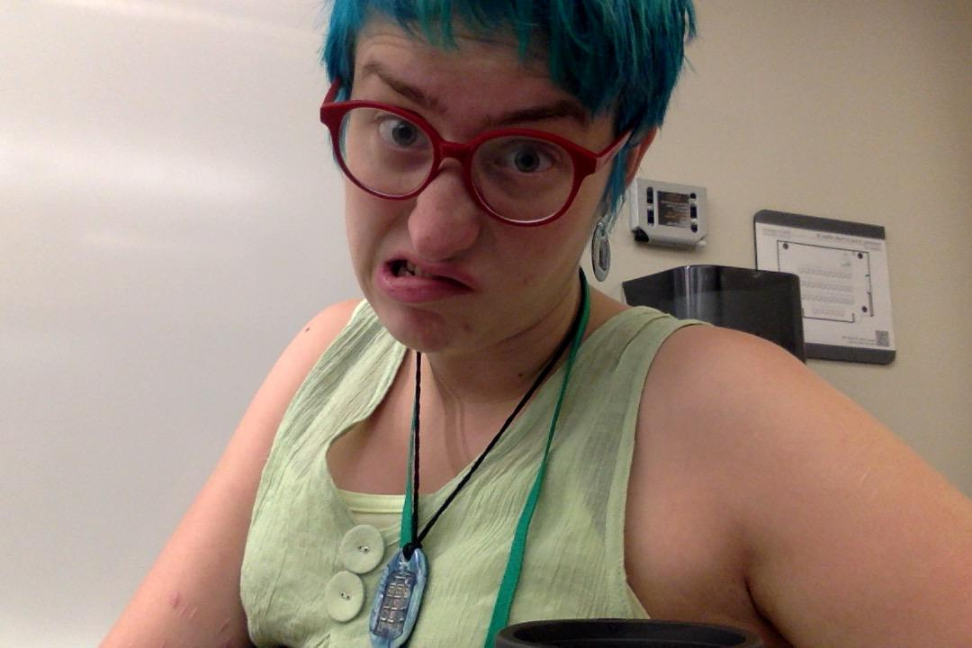 Pre-leading my first workshop anxiety face. #swwork http://t.co/xbcW38hx7z