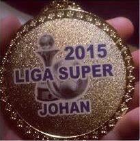 Pingat Johan Liga Super 2015