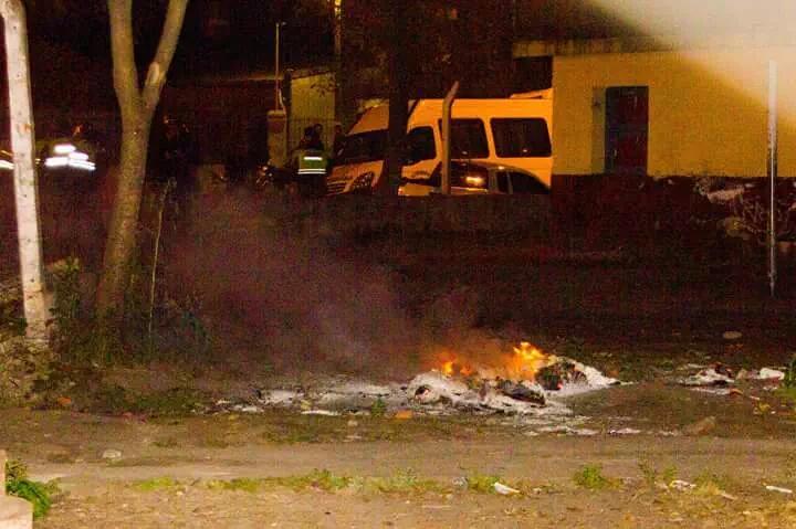 Se quemaron Urnas en Tucuman
