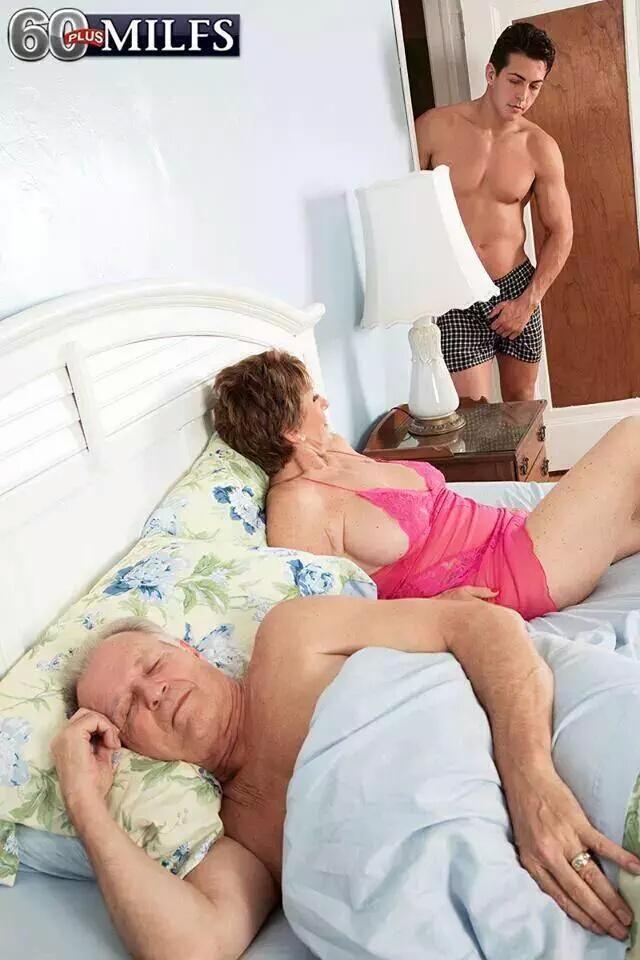секс мамки измена