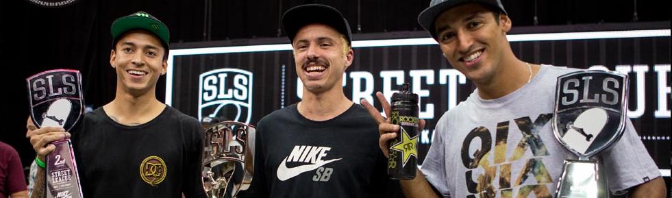 .@StreetLeague @NikeSB World Tour NJ Finals:  1. Luan Oliveira @Luanomatriz_  2. @Nyjah Huston  3. @KelvinHoefler http://t.co/poRKGzQ188